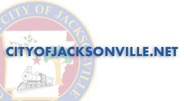 Click to Go to The city of Jacksonville homepage